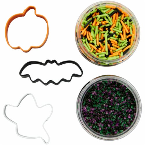 Holiday Home Sprinkles and Cutters Set Perspective: top