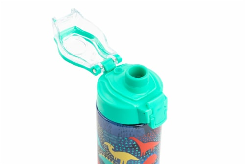 Everyday Living Hydration Bottle - Dinos Perspective: top