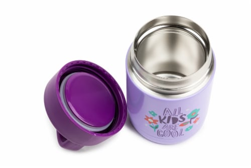 Everyday Living All Kids Are Cool Food Storage Jar Perspective: top