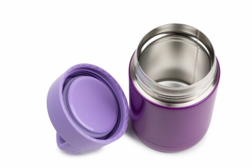 Everyday Living Food Storage Jar - Purple Perspective: top
