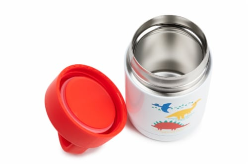Everyday Living Dinosaur Food Storage Container Perspective: top