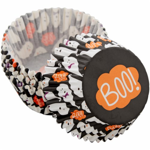 Holiday Home™ Cupcake Liners - Ghost Perspective: top