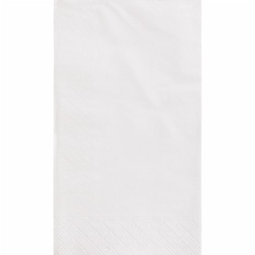 Kroger® Entertainment Essentials Napkins - White Perspective: top