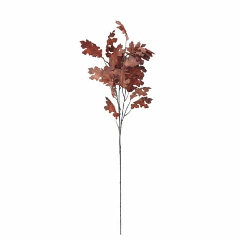 HD Designs Oak Leaves Stems - Assorted Perspective: top