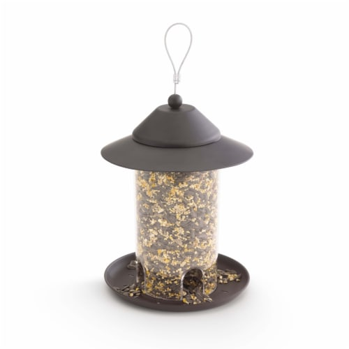 Belle Fleur Essential Bird Feeder Perspective: top