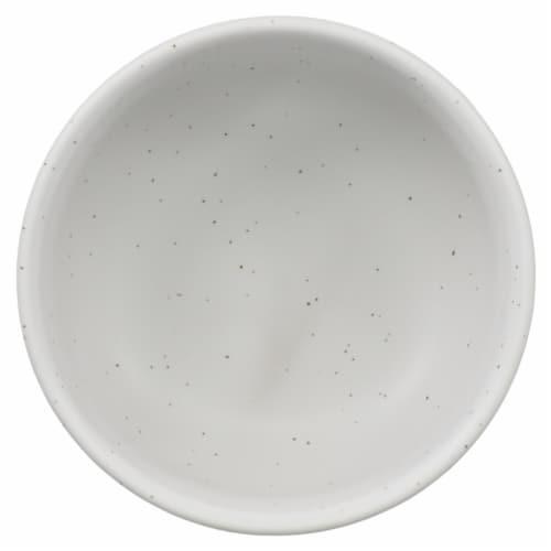 Dip™ Two Tone Tidbit Bowl - Cream Perspective: top