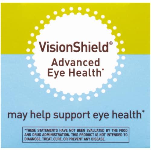 Kroger® VisionShield Advanced Eye Health Softgels Perspective: top