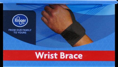 Kroger® Adjustable Wrist Support Perspective: top