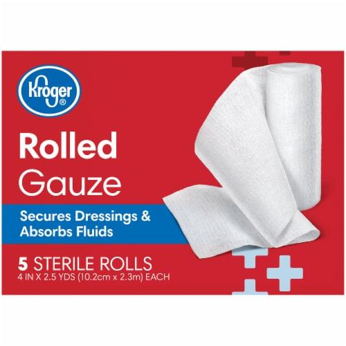 Kroger® Rolled Gauze Perspective: top