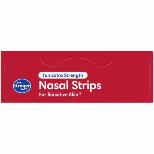 Kroger® Extra Strength Nasal Strips - Tan Perspective: top