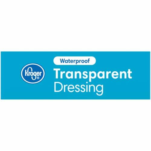 Kroger® Waterproof Transparent Dressing 8 Count Perspective: top
