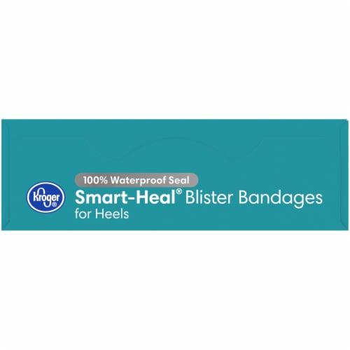 Kroger® Smart-Heal Blister Bandages Perspective: top
