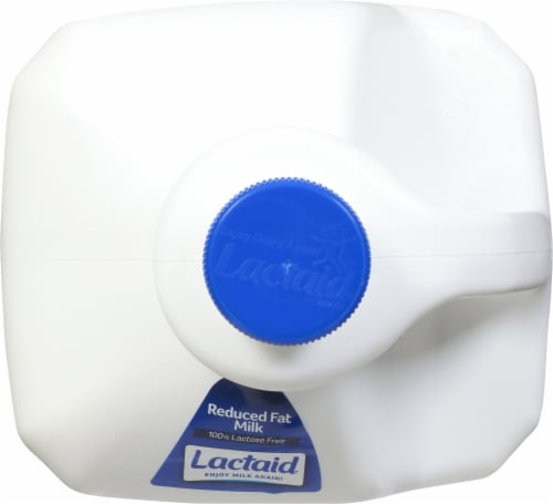 Lactaid 100% Lactose Free 2% Reduced Fat Milk Perspective: top