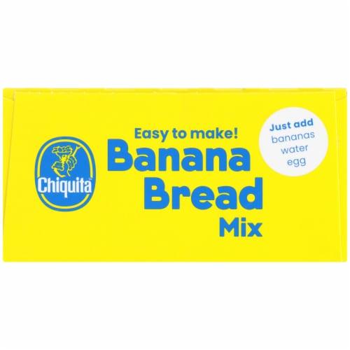 Chiquita Banana Bread Mix Perspective: top