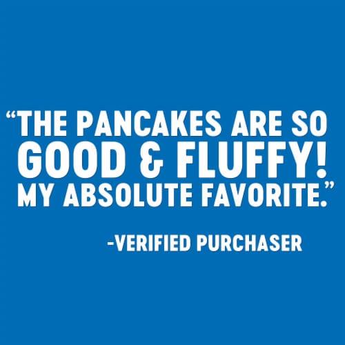 Krusteaz Buttermilk Complete Pancake Mix Perspective: top