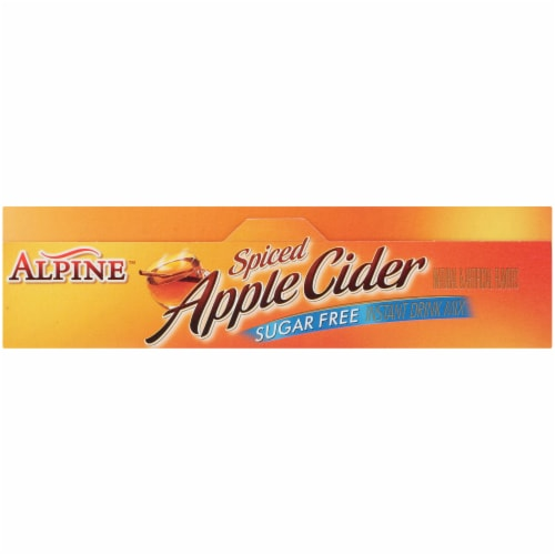 Alpine™ Sugar Free Apple Cider Perspective: top