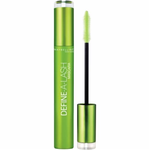 Maybelline Define-A-Lash Very Black Mascara Perspective: top