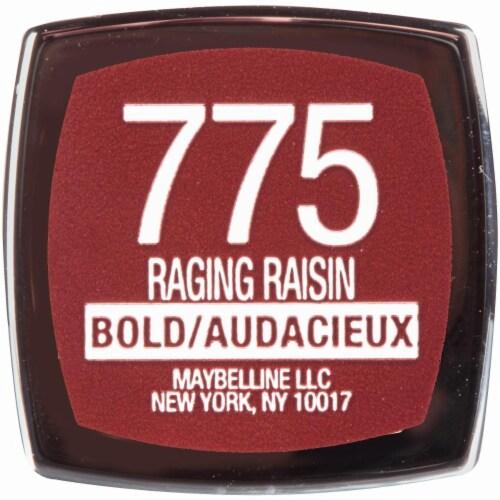 Maybelline Color Sensational Raging Raisin Lip Color Perspective: top