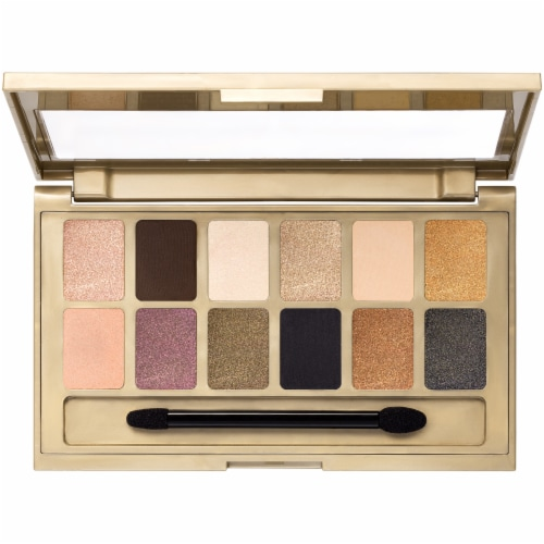 Maybelline The 24K Nudes Eyeshadow Palette Perspective: top