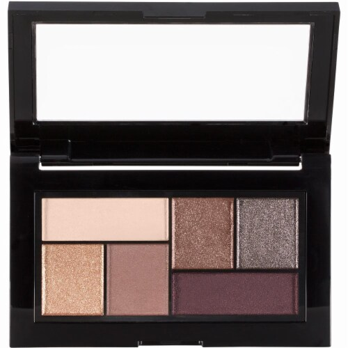 Maybelline The City Mini Eyeshadow Palette - Chill Brunch Neutrals Perspective: top