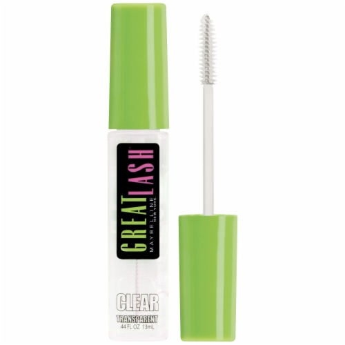 Maybelline Great Lash 110 Clear Washable Mascara Perspective: top