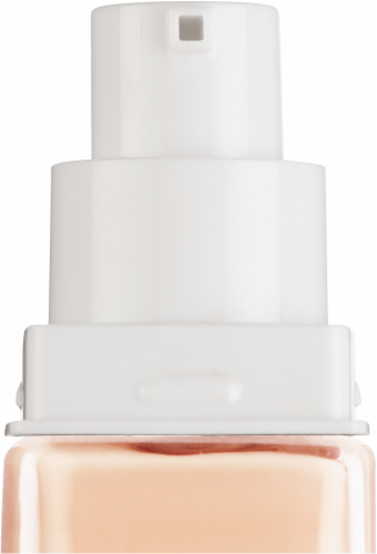 Maybelline Superstay 24-Hour Full Coverage 102 Fair Porcelain Liquid Foundation Perspective: top