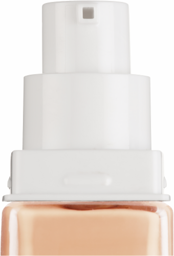 Maybelline Superstay 24-Hour Full Coverage 120 Classic Ivory Liquid Foundation Perspective: top