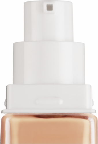 Maybelline Superstay 24-Hour Full Coverage 220 Natural Beige Liquid Foundation Perspective: top