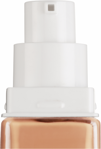 Maybelline Superstay Golden Full Coverage Liquid Foundation Perspective: top