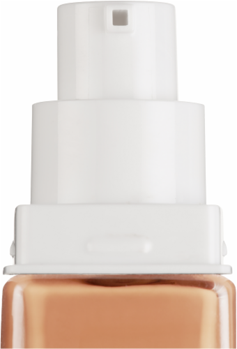 Maybelline Superstay 24-Hour Full Coverage 320 Honey Liquid Foundation Perspective: top
