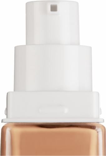 Maybelline Superstay 330 Toffee Caramel Full Coverage Liquid Foundation Perspective: top