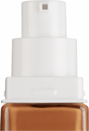 Maybelline Superstay Warm Coconut Full Coverage Liquid Foundation Perspective: top
