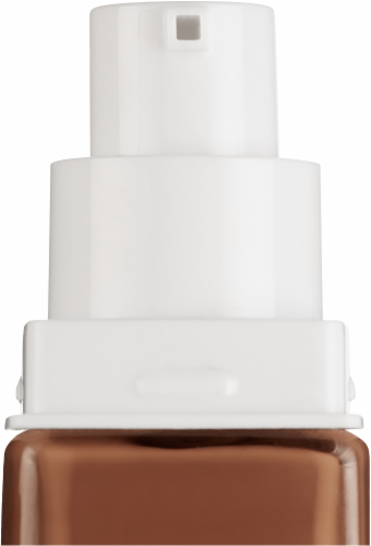 Maybelline Superstay Mocha Full Coverage Liquid Foundation Perspective: top