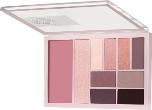 Maybelline The City Kits Pink Edge Eye + Cheek Palette Perspective: top