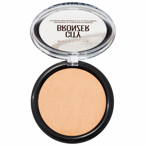 Maybelline City Bronzer and Contour Powder - 100 Perspective: top
