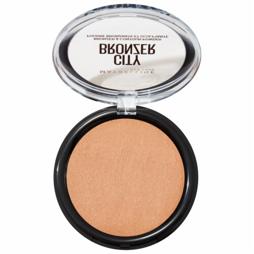 Maybelline City Bronzer and Contour Powder - 200 Perspective: top