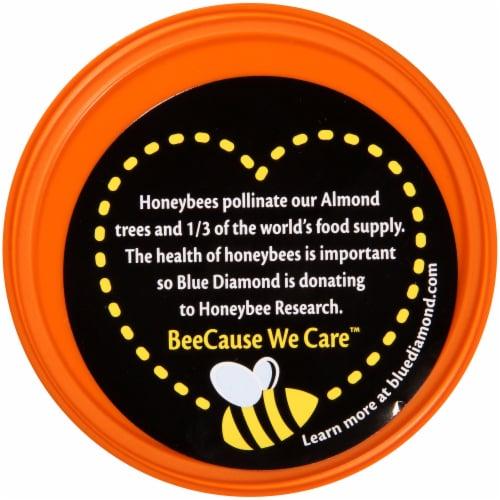 Blue Diamond Honey Roasted Almonds Perspective: top