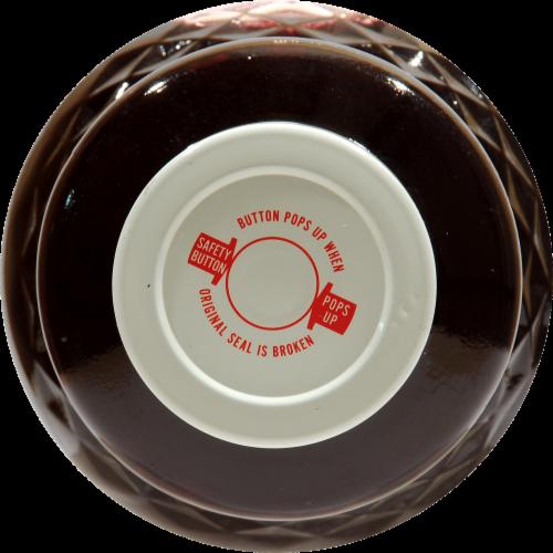 L&A Cranberry Juice Perspective: top