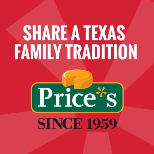 Price's Premium Pimiento Cheese Spread Perspective: top