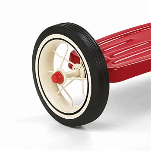 Radio Flyer Unisex 10 in. Dia. Tricycle Red - Case Of: 1; Perspective: top