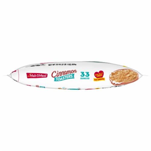 Malt-O-Meal Cinnamon Toasters Cereal Zip-Pak Perspective: top