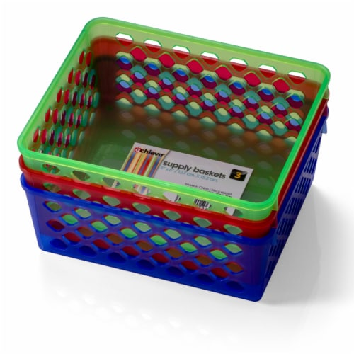 Officemate Supply Basket - Assorted Perspective: top