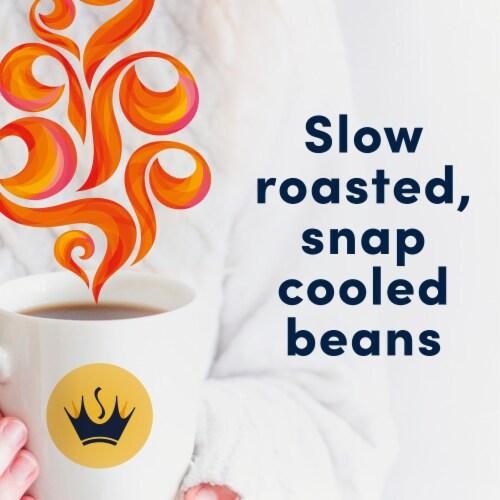 Gevalia Decaf Signature Blend Mild Roast Coffee K-Cup Pods Perspective: top