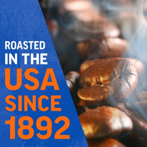 Maxwell House Smooth Bold Coffee K-Cup® Pods Perspective: top