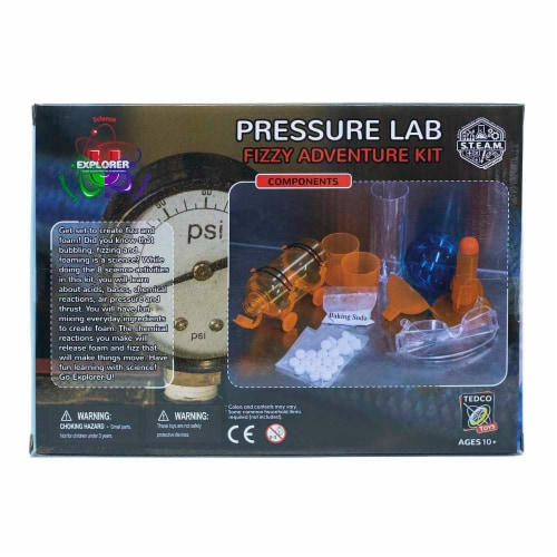 Explorer-U Pressure Lab Perspective: top