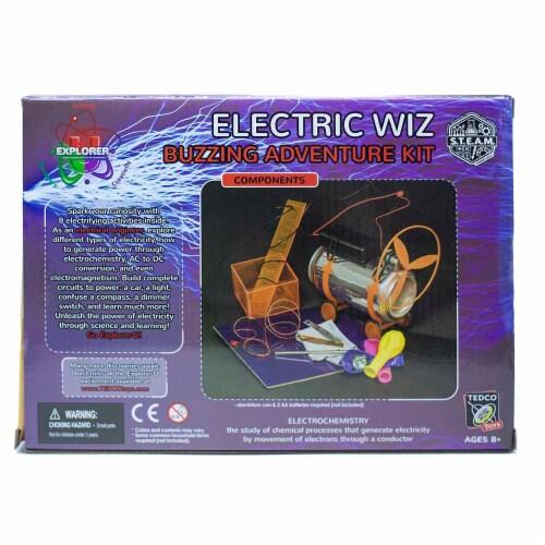 Explorer-U Electric Wiz Perspective: top