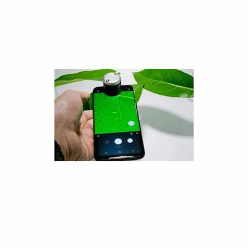 Tedco Toys Smart Phone Microscope - 1.5V Perspective: top
