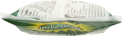Let's Do Organic Unsweetened Coconut Flakes Perspective: top