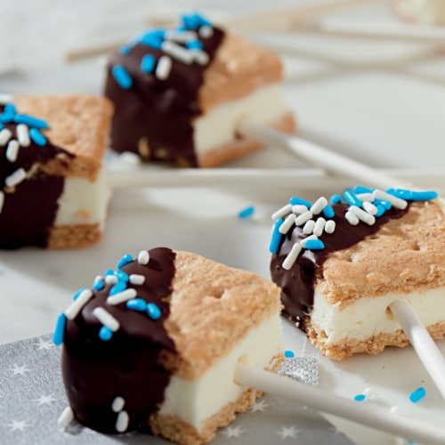 Honey Maid Graham Crackers Perspective: top