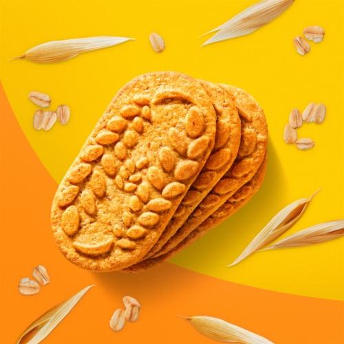 belVita Golden Oat Breakfast Biscuits Perspective: top